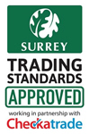 Surrey Standard approved in Partnership with Checkatrade